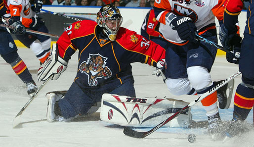 NHL, Panthers, Goalie, Anderson
