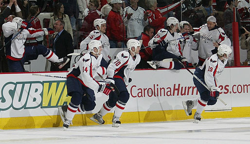Washington Capitals, NHL