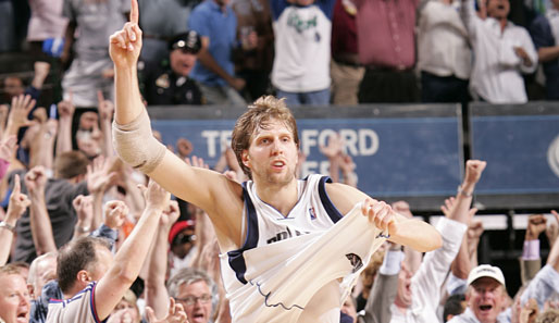 NBA, Dallas, Nowitzki