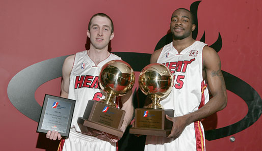NBA, Miami Heat, Stephane Lasme, Blake Ahearn