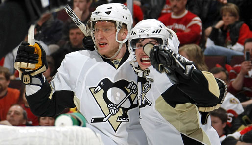 Pittsburgh Penguins, Playoffs, Crosby