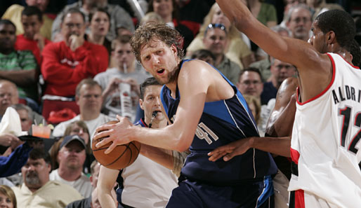 NBA, Nowitzki, Dallas