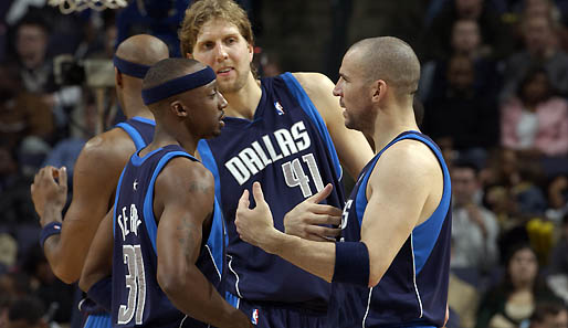NBA, Nowitzki, Dallas Mavericks, Kidd, Terry