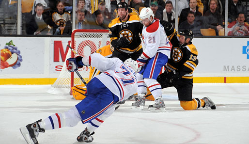 NHL, Boston Bruins, Montreal Canadiens