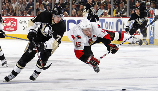 NHL, Pittsburgh Penguins, Ottawa Senators