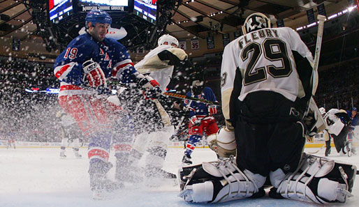 New York Rangers, Pittsburgh Penguins
