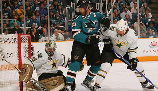 NHL, San Jose, Dallas