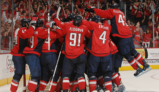 Washington, Capitals