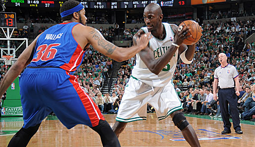 Boston Celtics, Detroit Pistons