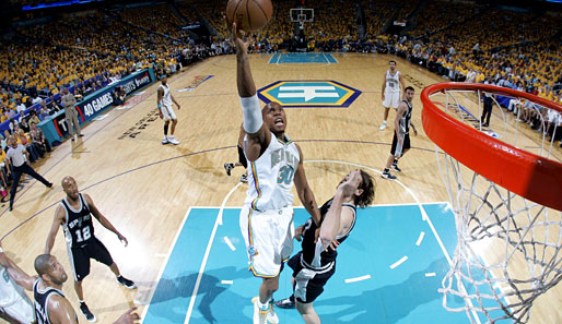Hornets, San Antonio, New Orleans, West, David