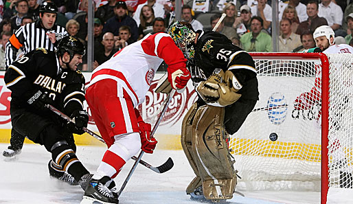 Dallas Stars, Detroit Red Wings