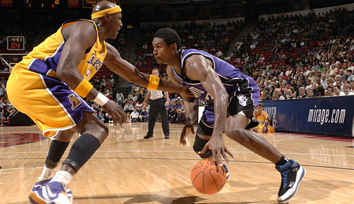 ron artest, lamar odom, lakers, kings, NBA