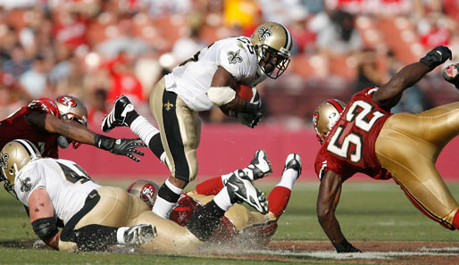 Reggie Bush, nfc south, nfl, New Orleans Saints