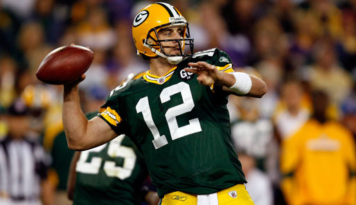 Football, NFL, Aaron Rodgers, Greeen Bay Packers