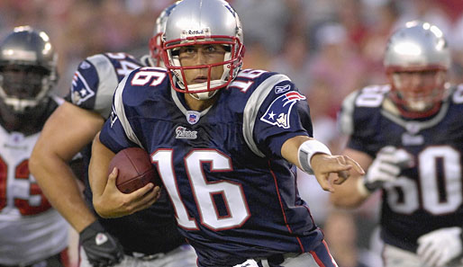 Cassel, New England, Patriots