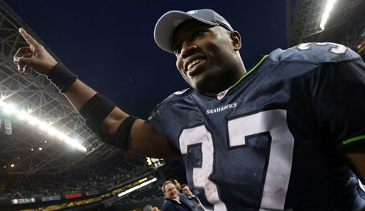 Football, NFL, Shaun Alexander, Seattle Seahawks