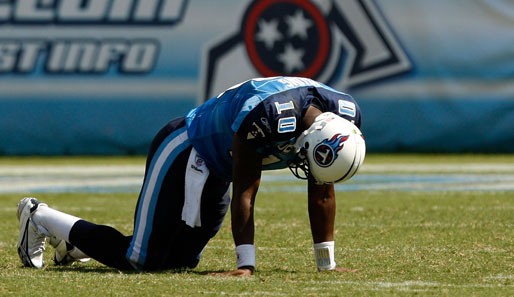 Football, NFL, Vince Young, Tennessee Titans
