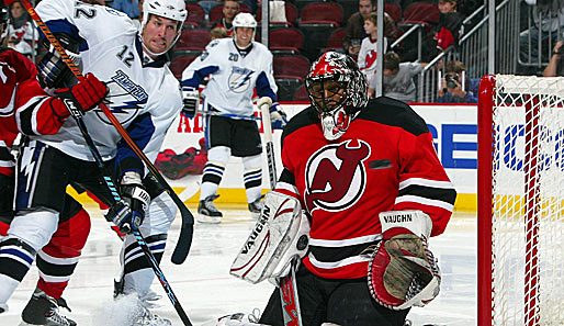 New Jersey Devils, Weekes, NHL