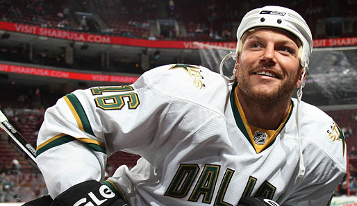 Back im Big Apple: NHL-Rauhbein Sean Avery