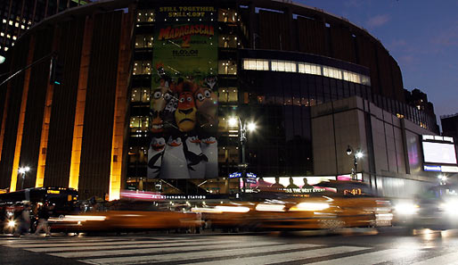 Der Madison Square Garden in New York: The World's Most Famous Arena