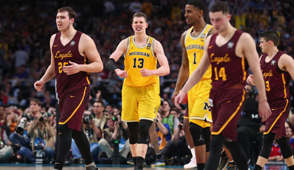 Super-Talent Moritz Wagner verliert College-Finale