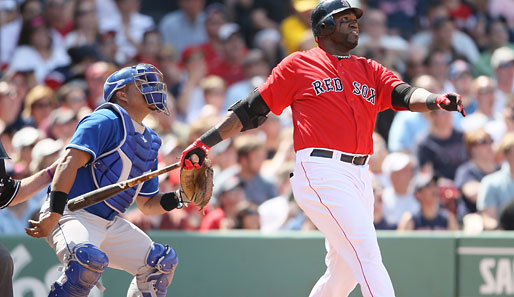 Red Sox Nation ist begeistert: David Ortiz is back!