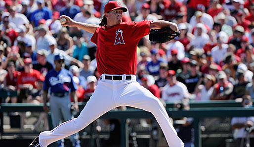 Jered Weaver (Los Angeles Angels)