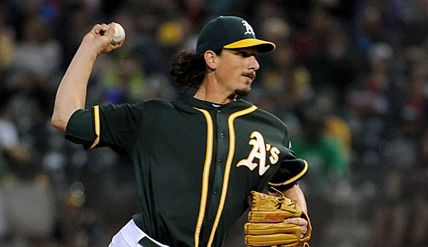 Die White Sox holen Ex-Athletics-Starter Jeff Samardzija