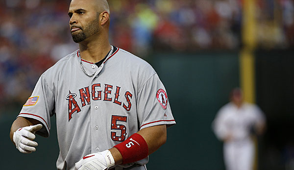 Albert Pujols trifft beim All-Star-Game auf Cubs-Youngster Kris Bryant