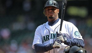 Ken Griffey Jr. schlug in seiner Karriere 630 Home Runs in der MLB