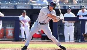 Tim Tebow wechselte im September in die MLB