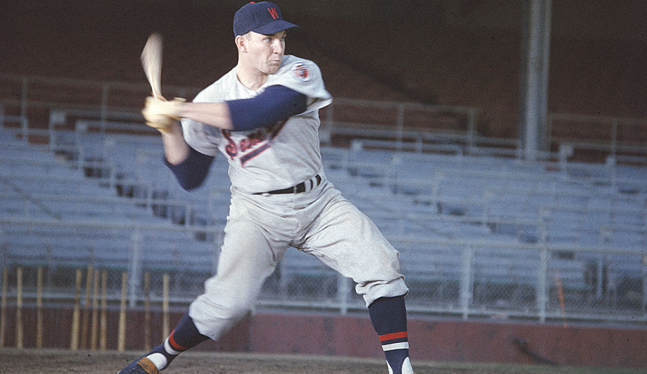 Platz 12: Harmon Killebrew - 573 HR (1954-1975 für die Washington Senators, Minnesota Twins, Kansas City Royals)