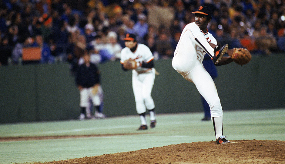 27. Pick: Vida Blue (1967, Kansas City Athletics, Pitchter) - Nach dem Umzug der A's nach Oakland drehte Blue so richtig auf. Er gewann dreimal die World Series, bekam einen Cy Young Award und wurde einmal zum MVP gewählt