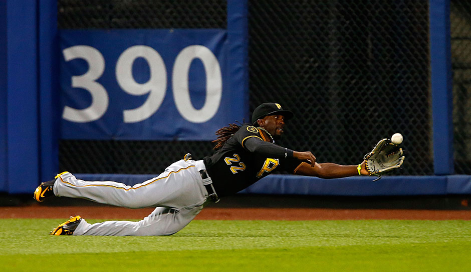 11. Pick: Andrew McCutchen (2005, Pittsburgh Pirates, Outfielder) - Das aktuelle Gesicht der Pirates gewann 2013 den NL MVP Award und führte Pittsburgh viermal in Serie in die Playoffs
