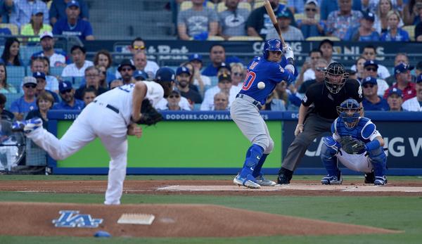 Nlcs Game 5 Cubs Vs Dodgers Im Livestream For Free Auf Spox
