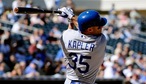 Nach einem Stint in der Minor League für die Dodgers beendete Kapler 2011 seine aktive Karriere