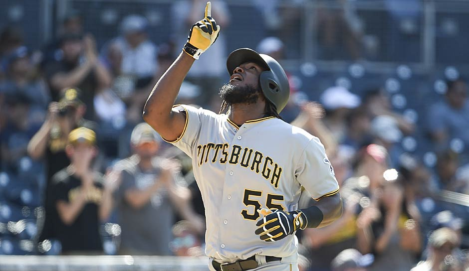 NATIONAL LEAGUE - Rookie of the Year: Josh Bell (Pittsburgh Pirates/First Baseman)
