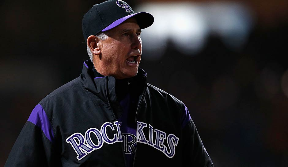 NATIONAL LEAGUE - Manager of the Year: Bud Black (Colorado Rockies)