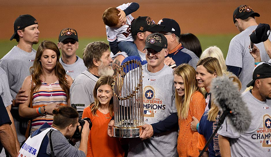 Best Manager: A.J. Hinch (Houston Astros)