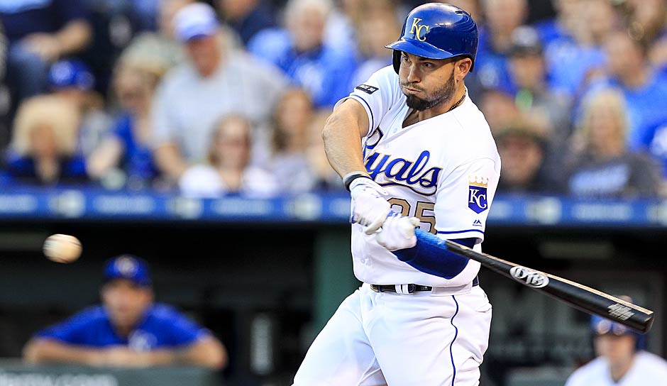 First Base: Eric Hosmer (Kansas City Royals)