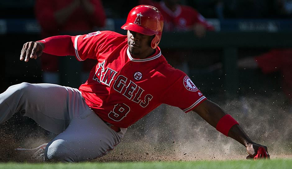 Outfield: Justin Upton (Los Angeles Angels/Detroit Tigers)