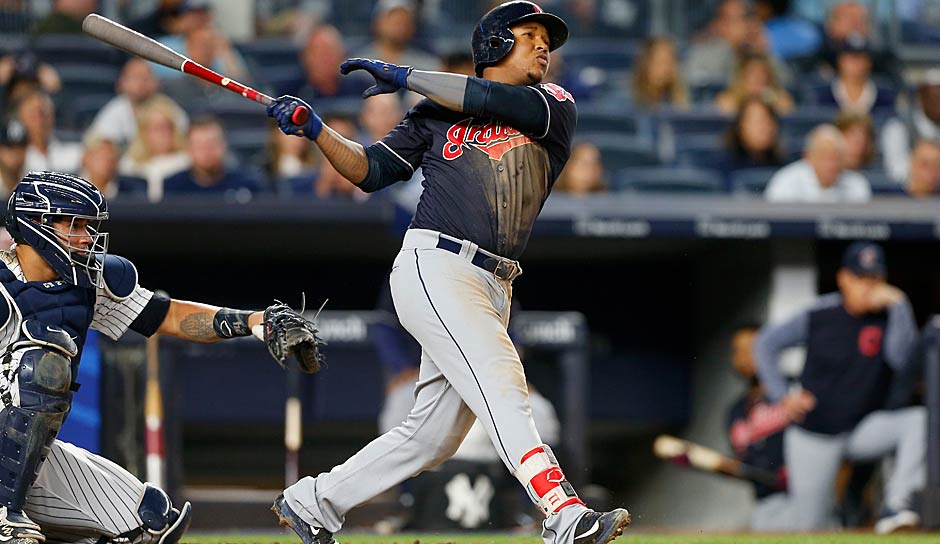 Third Base: Jose Ramirez (Cleveland Indians)