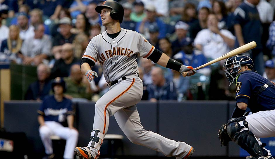 NATIONAL LEAGUE - Catcher: Buster Posey (San Francisco Giants)