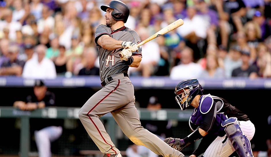 First Base: Paul Goldschmidt (Arizona Diamondbacks)
