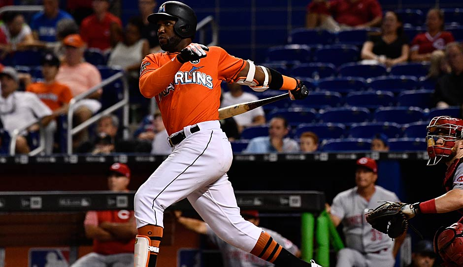 Outfield: Marcell Ozuna (Miami Marlins)