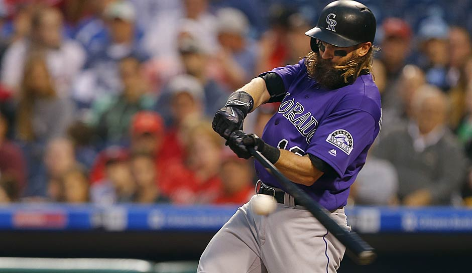 Outfield: Charlie Blackmon (Colorado Rockies)