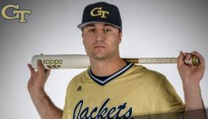 Joey Bart gilt als bester Catcher im MLB Draft 2018.