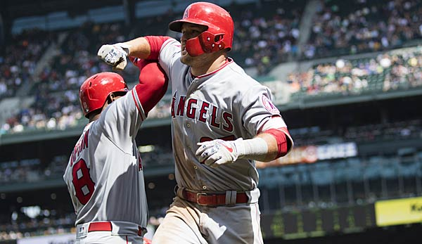 Mike Trout gilt als sicherer All-Star der American League.