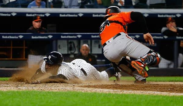 MLB - New York Yankees: Knorpelschaden! Didi Gregorius droht Playoff-Aus