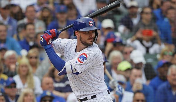 Mlb Chicago Cubs Kris Bryant Lehnte